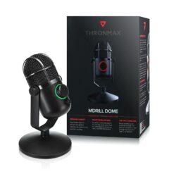 Microfono Professionale Condensatore Alta Qualità 96 kHz Micro USB con Stand