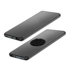 Power Bank 5000 mAh USB con Ventose Nero