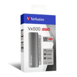 SSD Esterno 120GB VX500 Gen2 USB3.1