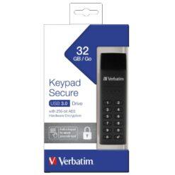 Tastierino d'accesso Secure Unità USB3.0 32GB