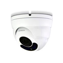 Telecamera Dome IP POE IR Varifocale 2MP da Soffitto IP66 H.265
