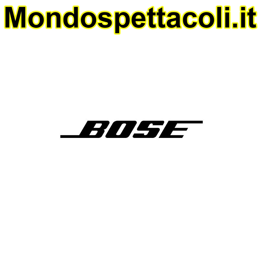 Bose Windscreen