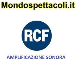 RCF Amplificazione sonora