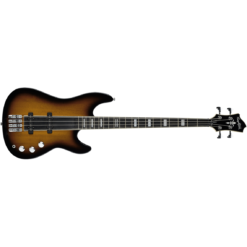 HAGSTROM SUPER SWEDE BASS NMG