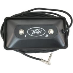 PEAVEY 6505 PEAVEY FOOTSWITCH MULTI-PURPOSE 2 BUTTON LED