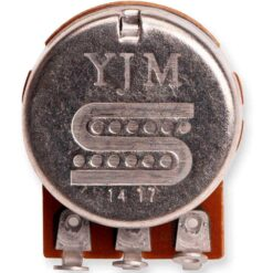SEYMOUR DUNCAN ITALIA 11807-50-250K YJM-250, 250K POT, YJM LOGO