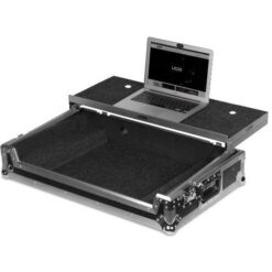 UDG U92055SL - FC PIONEER DDJ-1000 SILVER PLUS (LAPTOP SHELF + WHEELS)