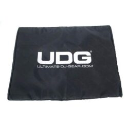UDG U9242 - ULTIMATE TURNTABLE & 19 MIXER DUST COVER BLACK (1 PC)