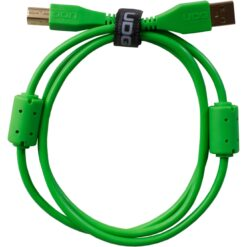 UDG U95002GR - ULTIMATE AUDIO CABLE USB 2.0 A-B GREEN STRAIGHT 2M