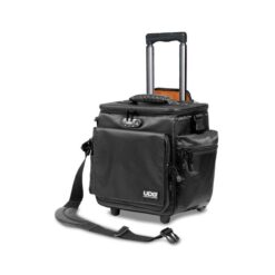 UDG U9981BL/OR - ULTIMATE SLINGBAG TROLLEY DELUXE BLACK, ORANGE INSIDE