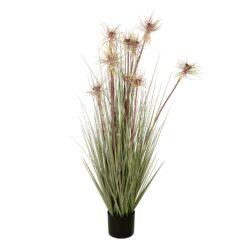 EUROPALMS Sunny grass, artificial plant, 120 cm
