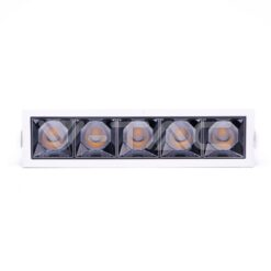 LED Faretto da incasso SAMSUNG Chip 20W SMD Reflector 38gradi 2700K V-Tac VT-2-21·SKU 996