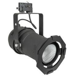 PAR 46 Track Light Warm-On-Dim LED Par bianco caldo - 1800 lumen - 3-fase